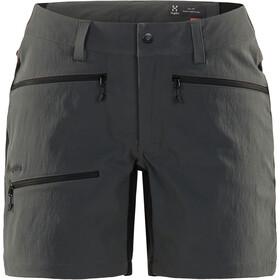 Haglöfs Rugged Flex Shorts Women magnetite/true black